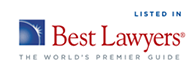 Listed In Best Lawyers The World's Premier Guide